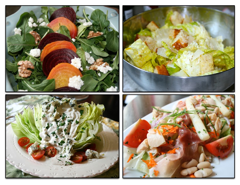 New this week: salad recipes