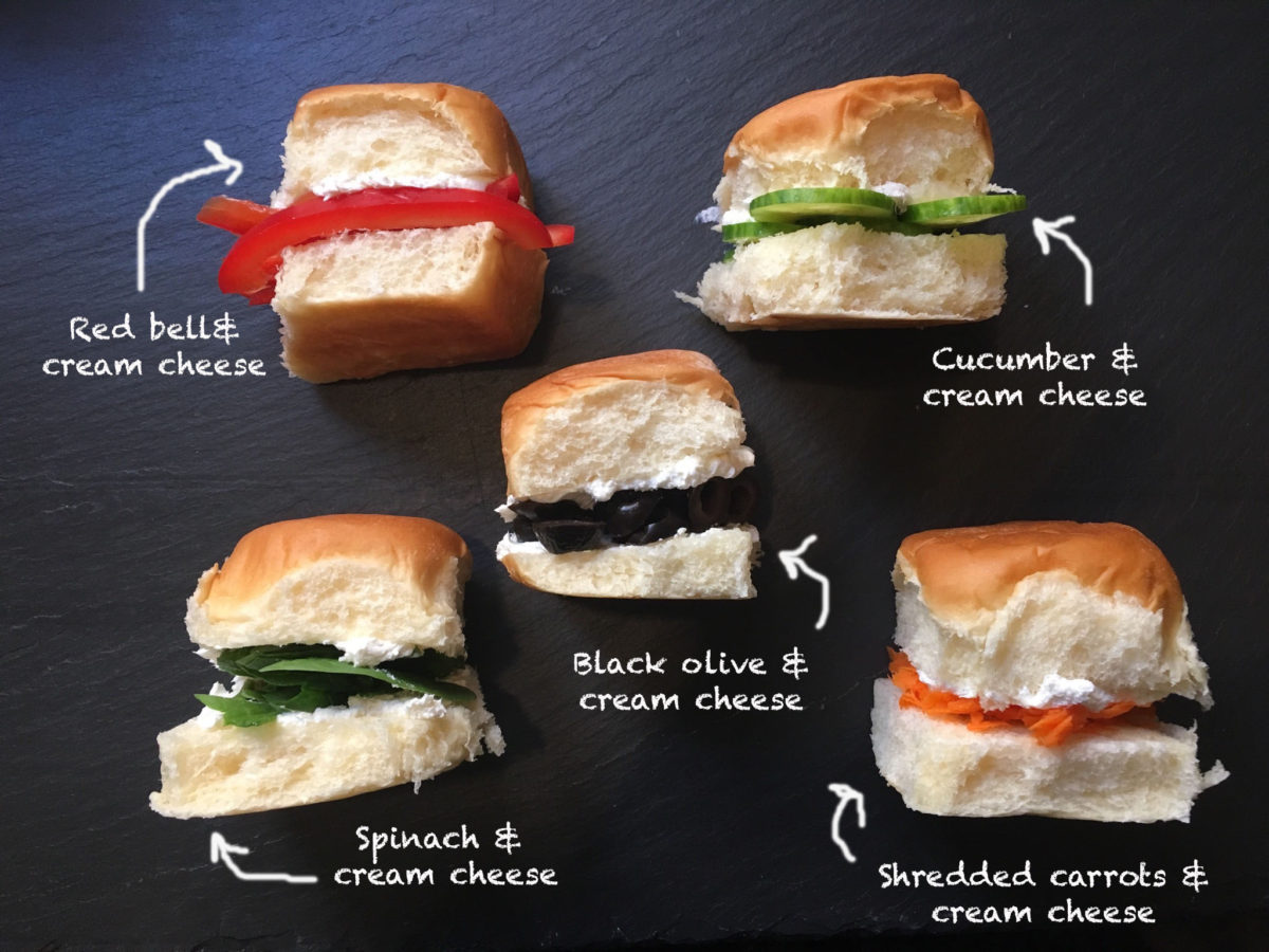 Sandwich ideas for school